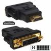 Adaptador HDMI Macho a DVI Hembra
