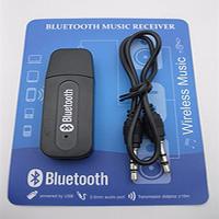 Adaptador USB Bluethooth a Auxiliar
